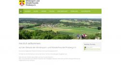 Wintersport- and hiking club/Theater group Pinzberg